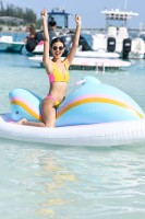 Victoria Justice & Others - Bikini in Bermuda, 7/17/18